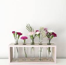 ... Test Tube Vase. Image 1