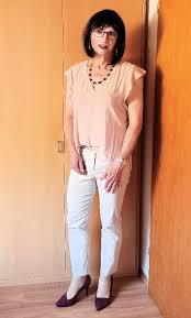 Viola rosa Bluse | Viola Berger | Flickr