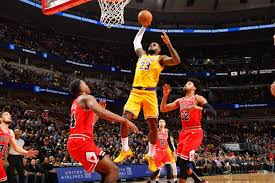 Photos: Lakers vs Bulls (11/05/19 ...