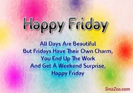 Beautiful Quotes Sms Best of Friday Quotes Greetings Messages Happy Friday Sms