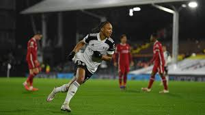 They actually share the first position with tottenham, but with a worse goal difference. Premier League Fulham 1 1 Liverpool List Of Records Broken