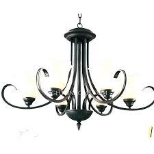 ordinary black iron candle chandelier c2157434 6 arm primitive chandelier powder coated midnight black handcrafted candelabra