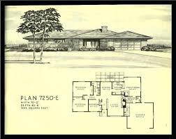 house floor plan home plans 1950s ranch