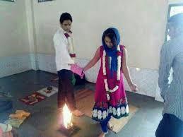 Image result for भाई बहन की शादी ]
