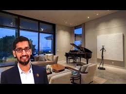 Sundar Pichai Google Ceo Lifestyle House Net Worth Salary Biography Colleges And Family