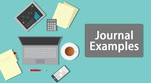 Journal Entries Examples In Accounting Top 6 Examples With