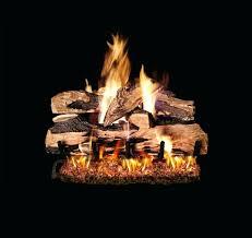 ceramic logs gas fireplace split oak designer plus replacement ceramic logs gas fireplace