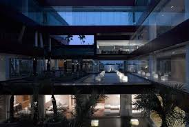 green eco office building interiors natural light. tetris building green design eco sustainable india glycols morphogenesis office interiors natural light t