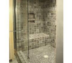 Walk In Tile Shower Walk In Tile Shower Without Door Ideas Home Interior Exterior