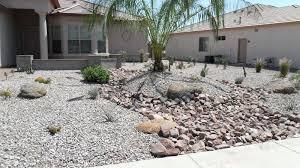 Fresh Landscaping Ideas For Front Yard With Rocks Rock Mulch Landscape  River Garden Design