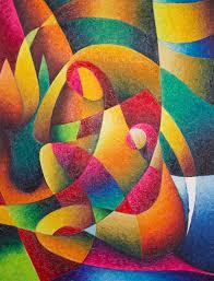 san juan la laa art arte maya xocomeel mayan modern oil painting