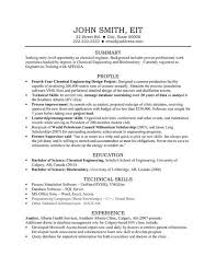 Stunning Simple Job Resume Template Examples Of Resumes   Pinterest