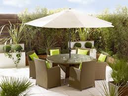 furniture outdoor round table and chairs unbelievable exterior oakland living triple cross wood and metal park