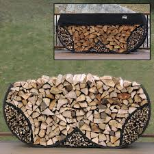 build outdoor wood rack diy firewood holder plans designs stacking frame how to make box fire