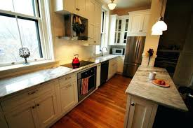 Kitchen Designs Galley Style Awesome Small Galley Style Kitchen Designs Kitchentoysml