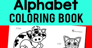 Teach preschoolers fire safety with these free weekly fire safety lesson plans for preschoolers. Alphabet Coloring Book Totschooling Toddler Preschool Kindergarten Educational Printables