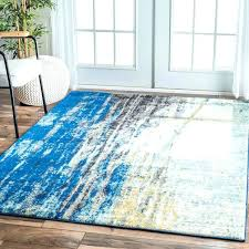 modern area rugs abstract vintage blue rug square grey white combined wool carpet large mixing 5 modern ivory grey large area rug