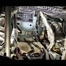 images about the inspiration of apollo  on pinterest    the inside of the real apollo  capsule  this was just great to see