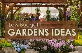 Low Maintenance Gardens Ideas On A Budget Ideal Home Improvements Interesting Low Maintenance Gardens Ideas Model