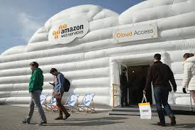 Amazon\u0027s cloud service now bigger than IBM, Microsoft and Google ...
