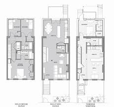 san francisco row house floor plans row house plans best of the row house r