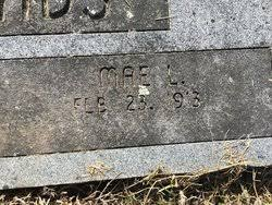 Mae Lula Hilton Allhands (1913-1991) - Find A Grave Memorial