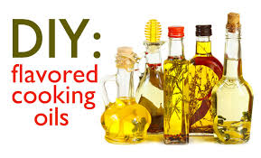 Decorative Infused Oil Bottles DIY GIFT IDEA Flavored Cooking Oils In Beautiful Bottles 6