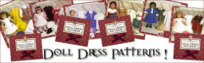 Free Printable American Girl Doll Clothes Patterns New Doll Dress Patterns