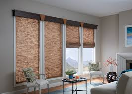 ... Light Brown Rectangle Unique Rattan Window Shades Stained Design: Cool  rattan window shades ...