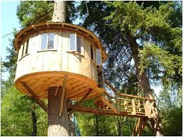 round tree house blueprints designs building jobs uk