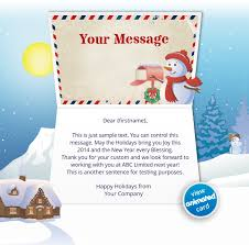 Corporate Christmas Letter Magdalene Project Org