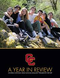 Annual Report 2016-2017 by Central Catholic Magazine - issuu