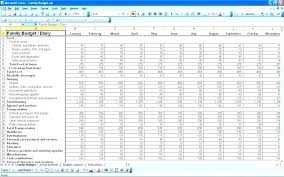 Personal Finances Spreadsheet Sample Household Budget Spreadsheet Luxury Monthly Expenses