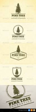 woodworking logo ideas. natural pine tree vintage emblem logo set - nature templates woodworking ideas n