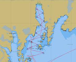 Resurrection Bay Chart Alaska Noaa Teacher At Sea Blog