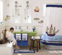 Kids Bathroom Bathroom Cool Kids Bathroom Ideas With Brown Floor And Green