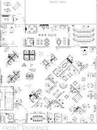 office furniture planning. Showroom Floor Plan Office Furniture Planning
