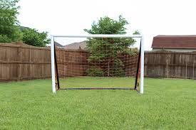 Unique Sports  Practice Partner 12u0027 X 6u0027 X 6u0027 Backyard GoalSoccer Goals Backyard