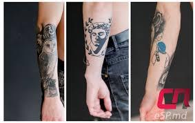более 10 рисунков на теле как бельчане увлеклись татуировками сп