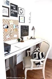 Modern Memo Board DIY Memo Board Makeover Simple modern office ideas DIY 74