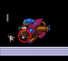 Mega Man 6 Weakness Chart Mega Man 2 Nes Boss Guide Retromaggedon Classic Gaming