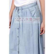 Skirts Plus Sz <b>European and American Fashion</b> Casual Denim ...