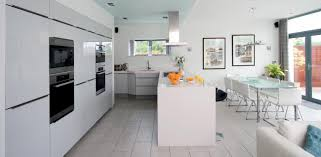 Contemporary Kitchens Greenhill Kitchens County Tyrone Northern Ireland A Contemporary