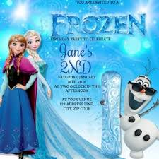 Please purchase priced items if you want us to customize your. 10 900 Frozen Birthday Invitation Customizable Design Templates Postermywall
