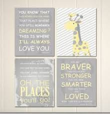 chalkboard themes boys nursery wall art grey yellow colors cheerful kids lettering on grey and yellow wall art nursery with wall art design ideas chalkboard themes boys nursery wall art grey