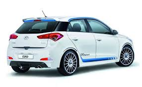 new car launches in germanyHyundai i20 Sport With Turbo Engine Launched in Germany May Come