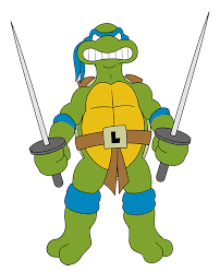 Small Picture Ninja Turtles clipart leonardo Pencil and in color ninja turtles