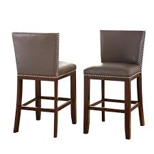 counter height chairs set of 2. Interesting Counter Steve Silver Company Tiffany Counter Height Gray Chairs Set Of 2 For Set Of 2 E