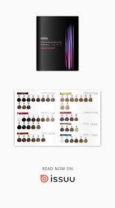 L Oreal Professionnel Colour Chart