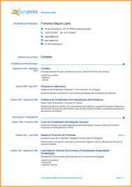 O curriculum vitae europass é muito útil para um recrutador, já que permite comparar perfis. Curriculum Vitae Europass Download 2017 Www Rhodia Club Com